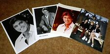 """Joe Namath rare photo Lot (4) vintage originals and """"The Lucy Show"""" Lucille Ball"""