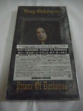 OZZY OSBOURNE-Prince Of Darkness JAPAN 1st.Press w/OBI Box Set 4CD Black Sabbath