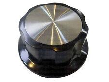 "5pcs Pot Knob 1.74"" x 0.79"" 1/4"" Shaft A05 HAM Radio Audio Volume Tone Control"