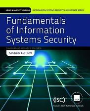 Fundamentals Of Information Systems Security by David Kim
