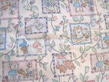 """Cotton fabric Animals Apparel& fashion,Crafting Milticolor Sewing General to 45"""""""