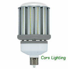 Retrofit 400 Watt Metal Halide Gas Station Canopy Light to S9397 Satco LED 120W
