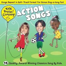 Kids Praise: Action Songs