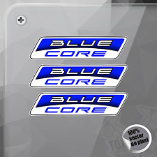 PEGATINA YAMAHA BLUE CORE TECHNOLOGY DECAL STICKER AUFKLEBER AUTOCOLLANT