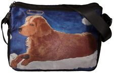 Dog Messenger Bag - From My Painting, Ginger