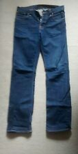 Nudie Jeans Average Joe Dry Organix W34 L34 Evisu Selvedge