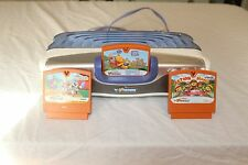 V-Smile V-Motion Active Learning Center by VTech with 3 Games