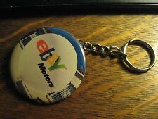 Ebay Motors Auto Auction Advertisement Keychain Backpack Purse Clip Ornament