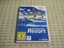 Wii Sports Resort für Nintendo Wii und Wii U *OVP*