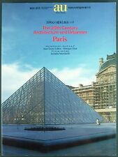 ARCHITECTURE & URBANISM PARIS (FRANCE) - JAPAN / ENGLISH - PHOTOGRAPHY Tourism