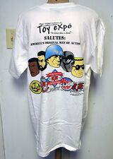 1994 GI JOE Intl Collectable Toy Expo Convention DS T-shirt  LARGE (TS-414-LG)