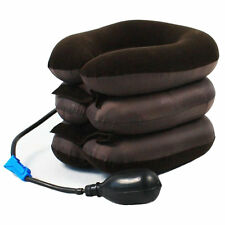Cervical Neck Traction for Headache Head Back Shoulder Neck Pain FJUS