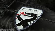 Original MTM WAPPEN Aufnäher Bügelbild Emblem Logo Schriftzug Audi VW Skoda NEU