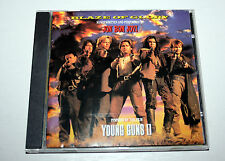 Jon Bon Jovi - Blaze of Glory (Original Soundtrack, 1990) cd
