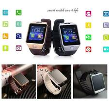 Bluetooth Smart Watch PHONE FOTOCAMERA SIM CARD per Android IOS iPhone Samsung B