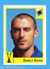 PANINI CALCIO COPPE 1997/98-Figurina n.146- DICHIO - SAMPDORIA -NEW