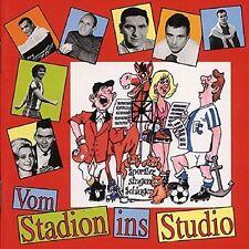 Vom Stadion ins Studio-Sportler singen Schlager (BearFamily) Radi Radenko.. [CD]