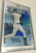2003 Fleer EX Derek Jeter Essential Credentials Now 01/79 Rare LOOK
