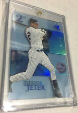 2003 Fleer EX Derek Jeter Essential Credentials Now 01/79 Rare LOOK