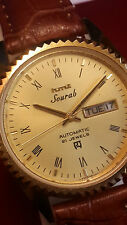HMT SOURABH AUTOMATIC 21 JEWELS NOS NEW OLD STOCK VERY RARE VINTAGE WATCH