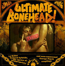 Ultimate Bonehead Volume 5 LP Belter Hard Rock Garage Psych