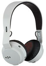 House Of Marley REBEL BT Bluetooth Wireless On-Ear Control Headphones Mic+1 Grey