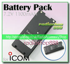 ICOM BP-209N BP-210N BP-222N Battery for IC-A6 IC-A24 IC-V8 IC-V82 IC-U82 radio