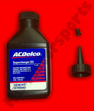 ACDelco Kompressor ÖL Lader Supercharger Oil M45 M62 M65 SLK R170 Mini Cooper S