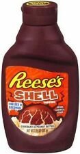 Reese's Shell Chocolate & Peanut Butter Ice Cream Topping