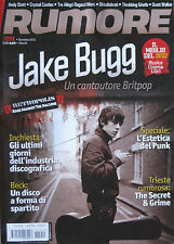 RUMORE 251 2012 Jake Bugg Beck Chris Ware Rage Against The Machine Secret Grime