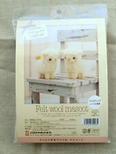 HAMANAKA Felting Needle Felt Wool Mascot Kit Friend Sheeps