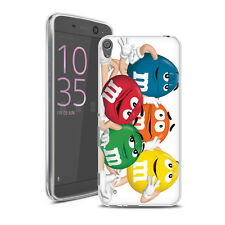Coque Housse Sony Xperia X - Motif MM'S