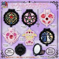 FULL SET Sailor Moon X Anna Sui Gashapon Compact Standable Mirror *Imported*