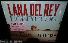 LANA DEL REY HONEYMOON (LIMITED EDITION U.S. COLOURED VINYL) BRAND NEW SEALED LP
