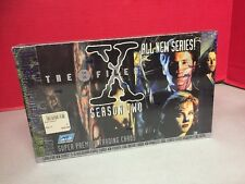 X-files Season Two Super Premium Trading Cards Sealed Box