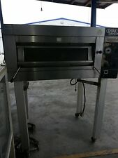 Gemini Sveba Dahlen DC-12 Commercial Electric Single Deck Steam Bakery Oven