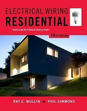 Electrical Wiring Residential by Ray Mullin 18th Edition