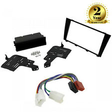 Car Stereo Fitting Kit, Fascia Adaptor Wiring ISO Lead for Lexus IS200 2000-2004