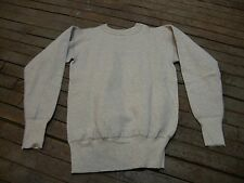 1950s DEADSTOCK COTTON PULLOVER V SWEATSHIRT by FRUIT OF THE LOOM...small sz
