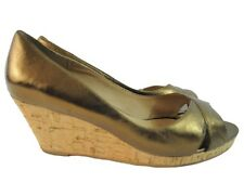 Collin Stuart Women's Classic Open Toe Shoes - 9b