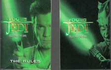STAR WARS YOUNG JEDI BATTLE OF NABOO RULES SUPPLEMENT