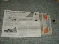 Scale-Master  decals 1/72 Lockheed Viking S-3A   F40