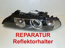 2x BMW 5er e39 M5 Facelift Scheinwerfer Angel Eyes Halogen / Xenon Reparatur