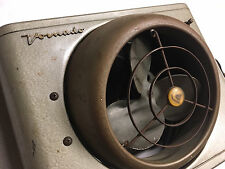 Antique Vornado Eyeball Industrial Atomic Jet Steampunk Running Window Fan