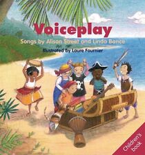 Voiceplay, Paperback- Songs for 3-5s, Voiceworks, Song Book - 9780193210615