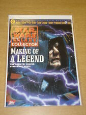 STAR WARS GALAXY COLLECTOR #2 VF TOPPS US MAGAZINE MAKING OF A LEGEND OBI BUST