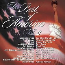 NEW - Best Of America, The Vol. 2 by Various Artists