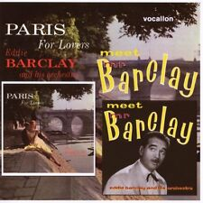 Eddie Barclay & His Orchestra MEET MR BARCLAY & PARIS FOR LOVERS