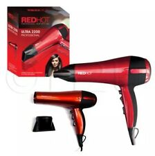 PROFESSIONAL STYLE RED HOT HAIR DRYER CONCENTRATOR NOZZLE SALON ULTRA