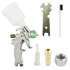 OPHIR Brand New HVLP Gravity Feed Mini Spray Gun 1.0mm Stainless Steel Nozzle
